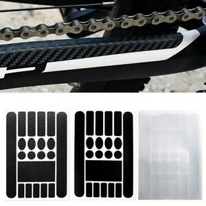 Bike Chain Stay /& Frame Scratch Protector Bicycle Protec Sticker Paster New