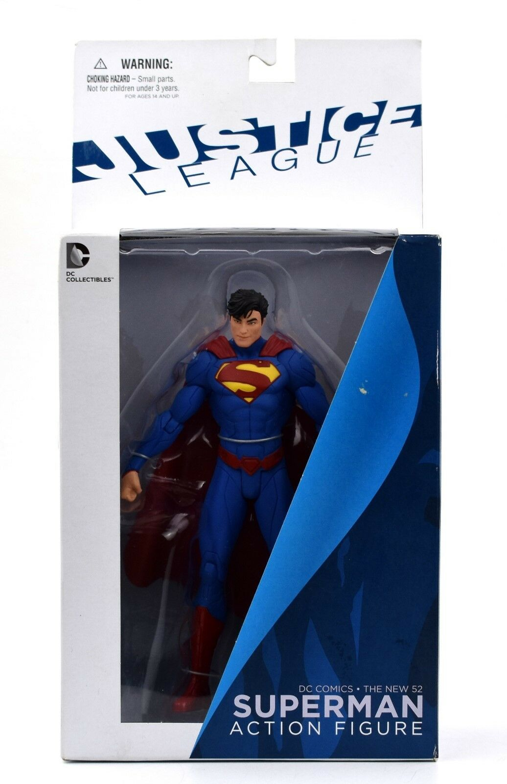Justice League - DC Comics The New 52 - Superman Collector Action Figure