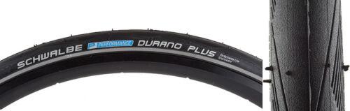 Schwalbe Durano Plus SmartGuard HS 464 Wire Bead Road Tire 700x28c Black Reflex