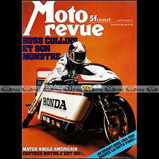 MOTO REVUE N°2313 OSSA 250 SUPER PIONEER GARELLI RUSS COLLINS MARC FONTAN 1977