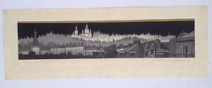 Jun-039-ichiro-Sekino-Montmarte-Japanese-Woodblock-Print-1959