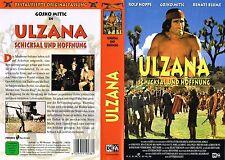(VHS) Ulzana, der unbesiegte Häuptling - Gojko Mitic, Renate Blume, Rolf Hoppe