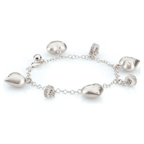 NOMINATION MADE IN ITALY VENERE STAINLESS STEEL BRACELET WITH CHARMS 140310-014