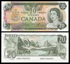 Canada 20 DOLLARS 1979 P 93b UNC