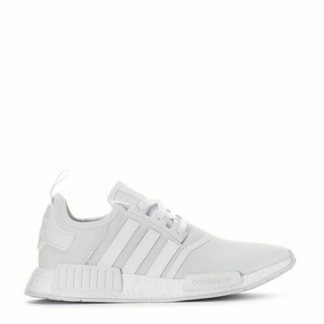 Size 9 - adidas NMD R1 Triple White - FY9384