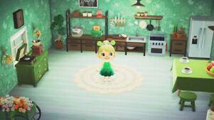 Animal Crossing New Horizons Modern Kitchen Room   eBay on Kitchen Items Animal Crossing  id=50840