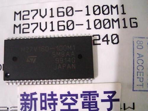 10PCS M27V160-100M1 SOP-44