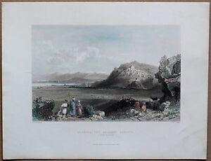1837-Bartlett-print-SAREPTA-SARAFAND-AND-COAST-OF-SIDON-LEBANON-35