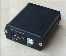 AK4490 XMOS U8 USB DAC HIFI Audio asynchronous decoder with Headphone out +PSU