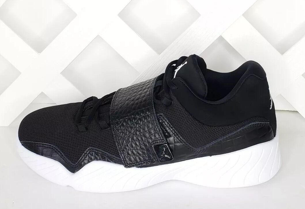 New Nike JORDAN J23 Men's Basketball Training shoes Black 854557-010 Size 11
