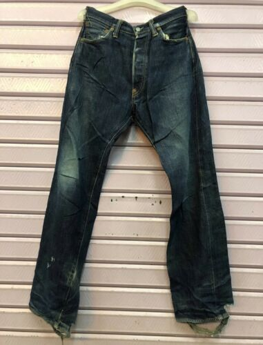 Vintage Evisu Jeans 32x35