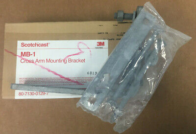 3M SCOTCHCAST MB-1 CROSS ARM MOUNTING BRACKET