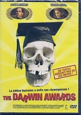 DVD ZONE 2--THE DARWIN AWARDS--FIENNES/RYDER/TAYLOR--NEUF