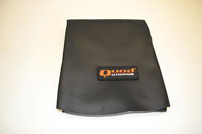 Quad Works 30-33005-01 Seat Cover Black