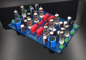 Hifi-Stereo-Tube-preamp-board-kit-base-on-France-JP200-preamplifier-L21-3