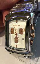 Roberto Cavalli Men's R7253900015 RC Tomahawk Silver Stainless Steel Watch