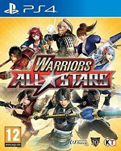 GUERRIERI-All-Stars-Playstation-4-PS4-Spedizione-gratuita-nel-Regno-Unito