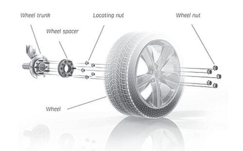 Eibach Spurverbreiterung 60mm System 4 Mazda MX 5 RF Typ ND, ab 12.16