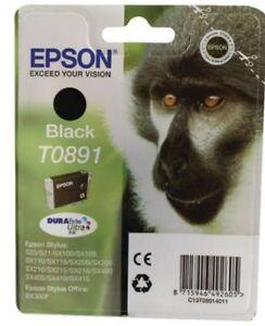 Epson-T0891-Tinte-black-fuer-Stylus-SX-100-105-110-115-200-205-218-400-405-OVP