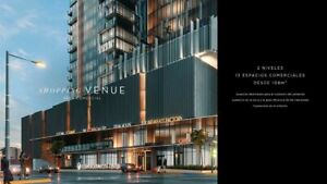 Oficina en Venta en Cosmopolitan City Center PMR-487