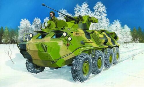 Neu Trumpeter 01545-1:35 BTR-60PB Upgraded
