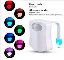 Imported Toilet LED Light Sensor Automatic Body Sensing Motion Nightlight Lamp