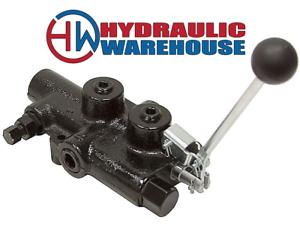 Prince Manufacturing Hydraulic Log Splitter Valve LS-3000-1 Detent 25GPM 2750PSI