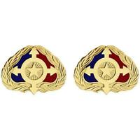 Usa Army Unit Crest Individual Ready Reserve 1 Pair (usa Issue)