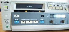 """profi-Hi8 REFERENZ SONY """"2 Hi8 in one"""" EVO-9700P STUDIO-Serie TBC RTC v. Händler"""