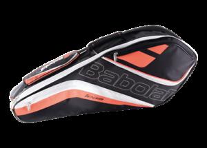 Babolat Racket Holder X3 Team Line Red Sac De Tennis-afficher Le Titre D'origine