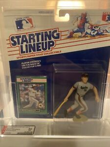 1989 BRADY ANDERSON Baltimore Orioles AFA 80 Tough piece!