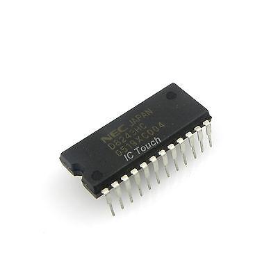 10PCS POWER AMPLIFIER IC NEC SIP-8 UPC1237HA C1237HA