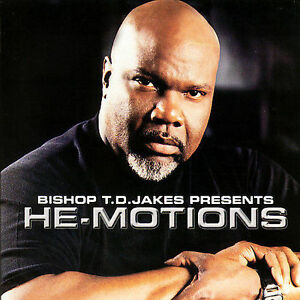 FREE US SHIP. on ANY 3+ CDs! NEW CD Jakes, T.D.: He-Motions