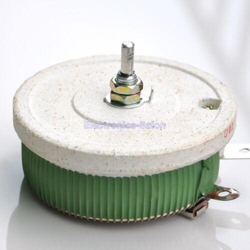 Variable Resistor x1 200W 1K OHM High Power Wirewound Potentiometer Rheostat