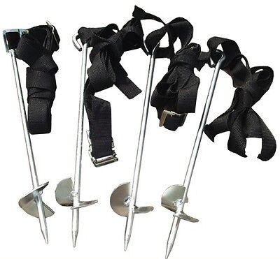 Universal Trampoline Anchor Kit - Fixing Tie Down Kit