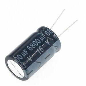 50V 33uF 33MFD 105C Aluminium Elektrolyt Kondensatoren 5×11mm