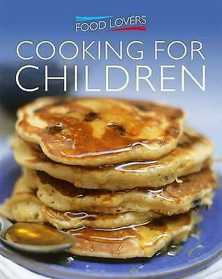 1 of 1 - FOOD LOVERS: KID'S COOKING, Christine Hoy, Good Book