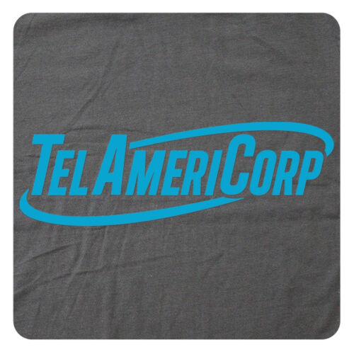 Blake /& Ders SuperSoft Graphic Tee! TELAMERICORP Workaholic Logo T-Shirt • Adam