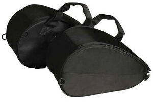 MOTORCYCLE-UNIVERSAL-FIT-DENIER-POLYESTER-DUAL-SADDLEBAGS-SADDLE-BAGS-16x10x7-3