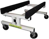 Jet Ski Ski-doo All Pwc Storage Cart Dolly With Brakes Aquacart 1100lb Load