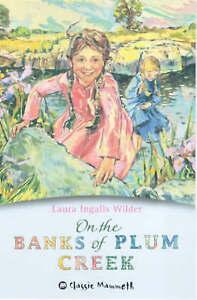 On-the-Banks-of-Plum-Creek-Classic-Mammoth-Wilder-Laura-Ingalls-Very-Good-B