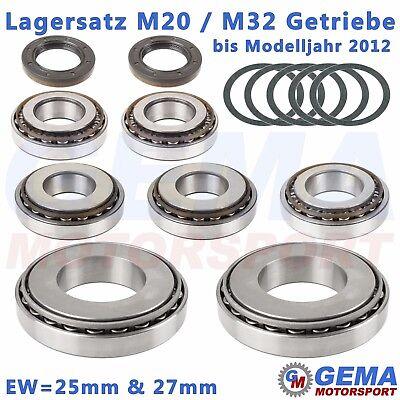 M32 M20 C544 FGP Getriebe Lagersatz Reparatur Opel Fiat Alfa Chevrolet Vauxhall