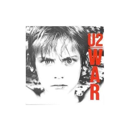 1 of 1 - U2 - War - U2 CD 3CVG The Cheap Fast Free Post
