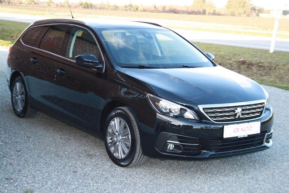 Peugeot 308 1,2 PT 130 Selection Sky EAT8 Benzin aut.