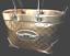 Gucci-Guccissima-Metallic-Gold-Leather-Zip-Shopper-Tote-Shoulder-Hand-Bag-Rare thumbnail 4