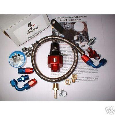 Lancer EVO VIII//IX  IE FPR-SS Aeromotive Fuel PSI Regulator Kit Evolution