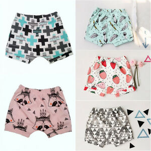 Unique-Toddler-Baby-Girls-Bottoms-Shorts-Summer-Bloomers-Hot-Pants-Shorts-0-4Y