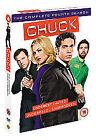 Chuck - Series 4 (DVD, 2011, 5-Disc Set)