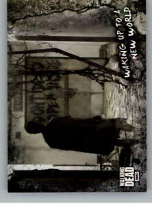 Base and Inserts 2018 Topps Walking Dead Road to Alexandria Pick From List