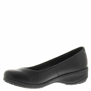 skechers non slip womens work shoes